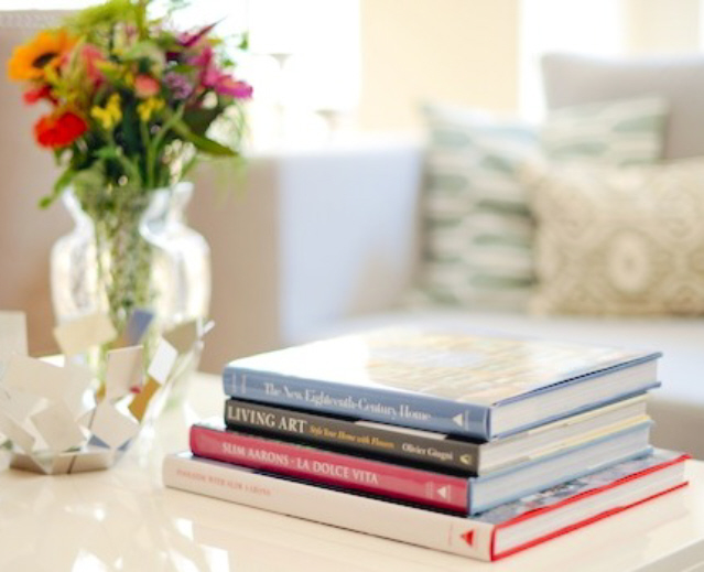 Used Coffee Table Books Use Coffee Table Books As Decor Fashionable Hostess 5 Simple Tips For